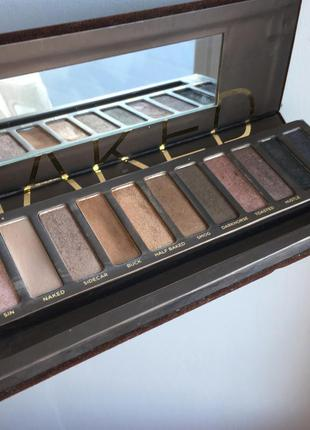 Urban decay naked💕