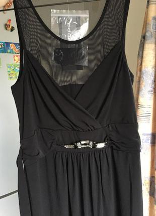Вечернее платье, нарядное платье, черное платье