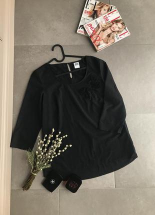 Черная блуза от vero moda