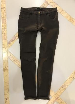 Брюки лосины джинсы zara