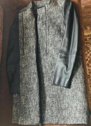 Пальто maje франция оригинал
