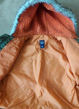 Демисезонная куртка парка gap 18-24 мес