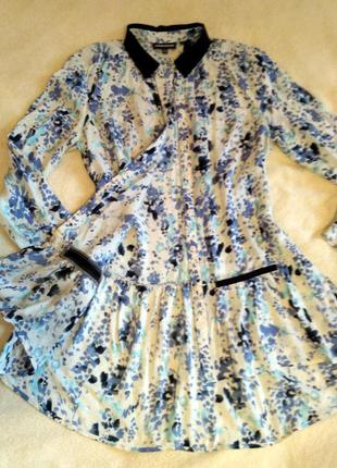 Шикарная туника, блуза отличного качества.