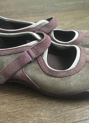 Мокасины, туфли merrell