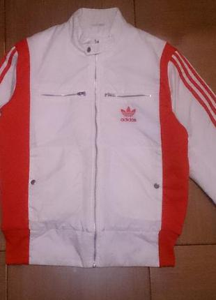 Куртка adidas originals adi-icon zipped jacket