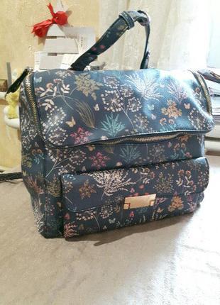 Весенний рюкзак