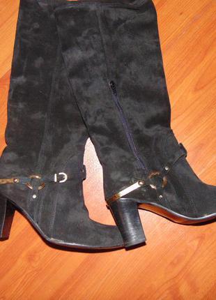 Нові чобітки з італії,весна-осінь,продаю,тому що завелика халява.