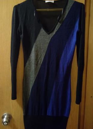 Облегающее платье c&a