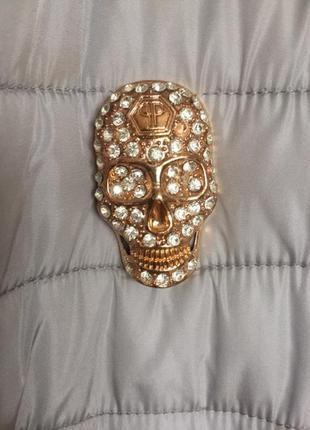 Куртка philipp plein xs/s череп