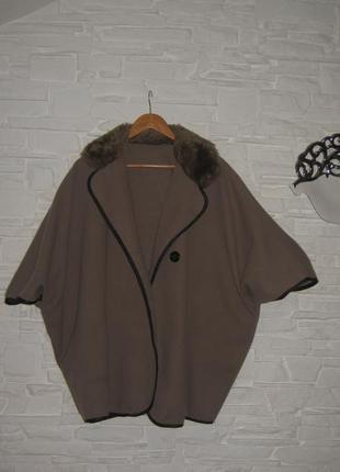 Кардиган в виде куртки без размера от 48-64