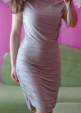 Платье h&m на s-м 38