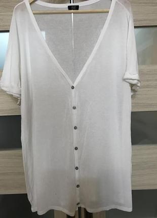 Летняя кофта, блуза f& f