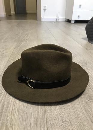 Шляпа massimo dutti, новая