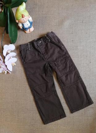 Практичные штаны бренд george, 3-4 года