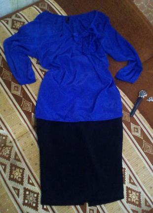 Нарядная блуза от veromoda блузка кофточка