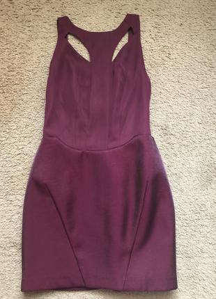 Новое платье asos petite с супер красивой спинкой