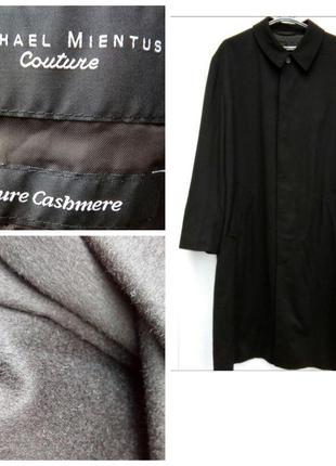Мужское пальто от michael# длинное мужское пальто#