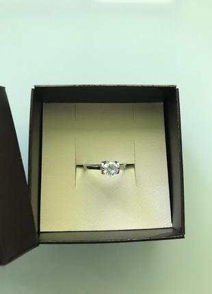 Нове срібне кольцо