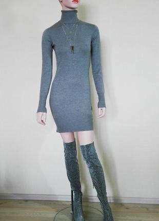 Базовое платье-гольф от итальянского бренда miss teen