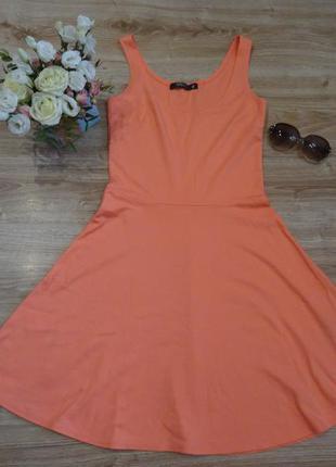Яркое платье, сарафан от reserved