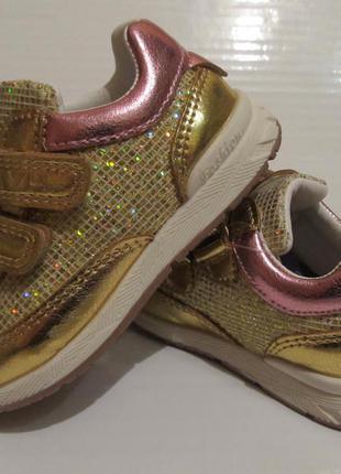 ef5815e0a894 Кроссовки на девочку золотые, цена - 220 грн,  11593871, купить по ...
