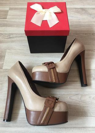 Удобные  туфли medea
