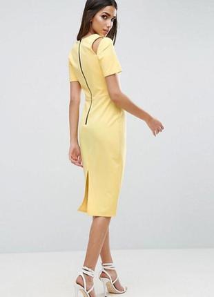 Плаття asos міді миди платье нарядне карандаш