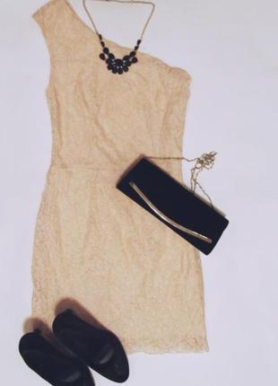 Нежное платье mango