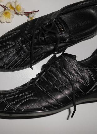 Мега-комфортные, натуральная кожа, туфли от известного  бренда