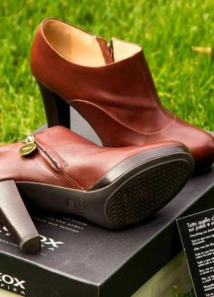 Оригинальные ботинки geox, размер 6 американский