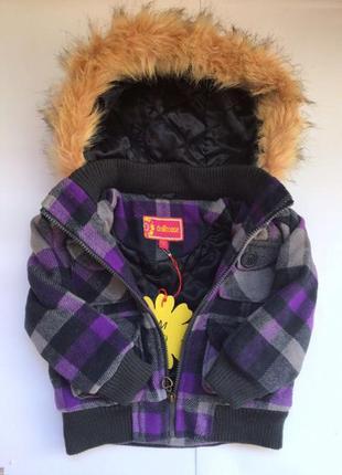 Модная кашемировая куртка пальто
