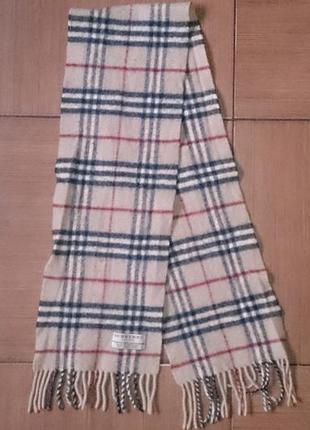 Шарф burberry kids scarf 55