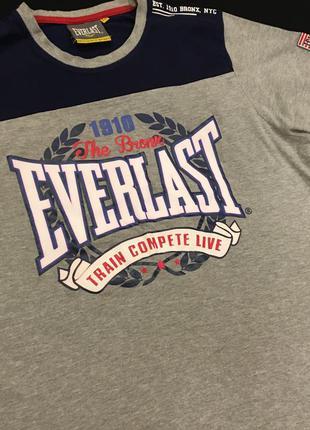 Классная футболка от everlast