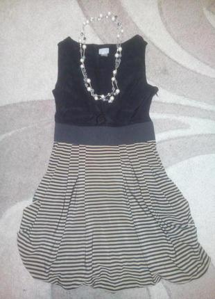 Нарядное платье h&m