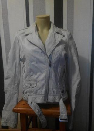Кожаная куртка кожа натуральная jofama оригинал
