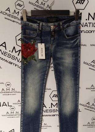 Новые джинсы турецкой фирмы amn
