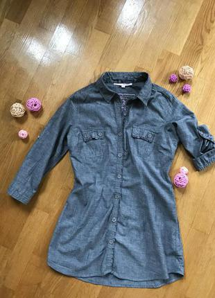 Стильна рубашка фірми tally weijl