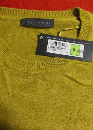 Новая кофта свитер marks&spencer