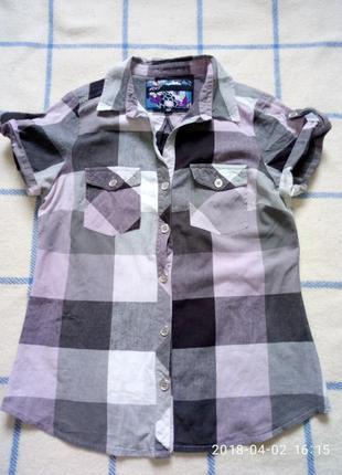 Рубашка next р. 10