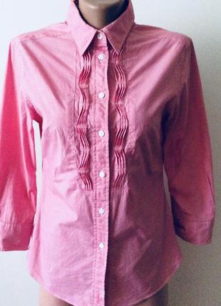 Брендовая рубашка оригинал gant