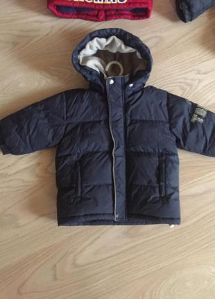 Куртка timberland на 9мес-2 года