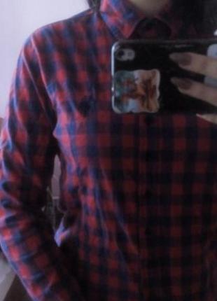 Крутая рубашка polo