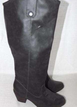 Сапоги ковбойские кожа mossimo 36 размер