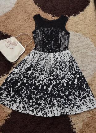 Нереально красивое платье из италии