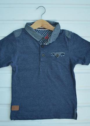 6-7 лет, тениска,rebel