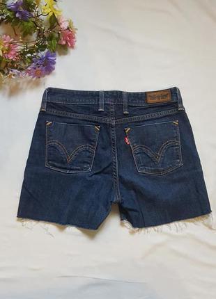 Шорты levis. джинсовые шорты