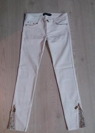 Классные белые брюки, турция