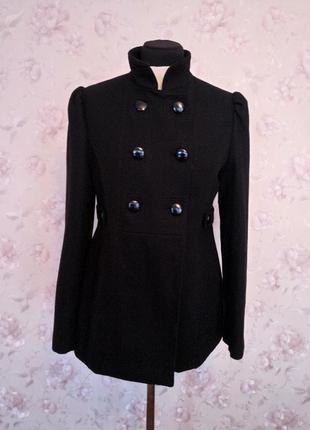 Пальто черное kenneth cole