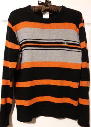 Женский свитер lacoste p.м
