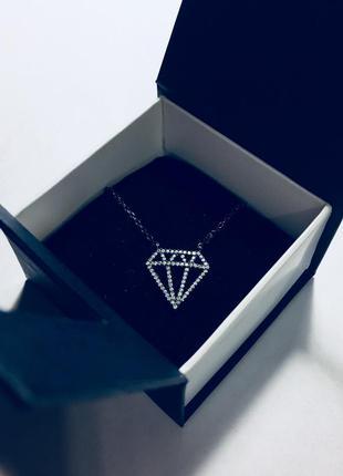 Колье «бриллиант» zarina
